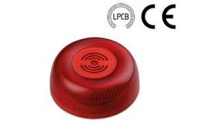 Còi kết hợp đèn chớp địa chỉ TX7300