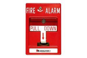 Nút báo cháy khẩn cấp địa chỉ bằng tay -  Hochiki