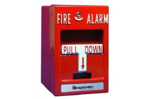 Nút báo cháy chịu nước - Hochiki/Mỹ
