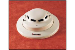 Đầu báo khói quang 12V, 4 dây, Hochiki/Mỹ