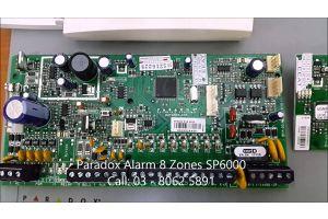 Trung tâm báo động Paradox SP-6000