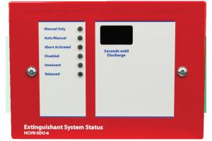 Tủ hiển thị trạng thái FirePro HCVR-SDU