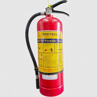 Những thiết bị phòng cháy chữa cháy cần có trong gia đình