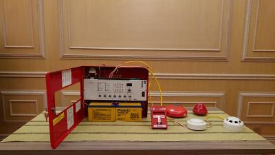Hướng dẫn 5 bước lắp đặt hệ thống báo cháy vùng (dành cho trung tâm báo cháy Hochiki HCV-8)