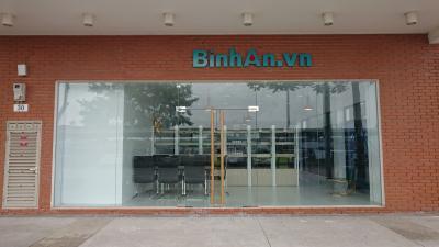 Thông báo chuyển địa điểm văn phòng công ty TNHH Thương Mại Bình An