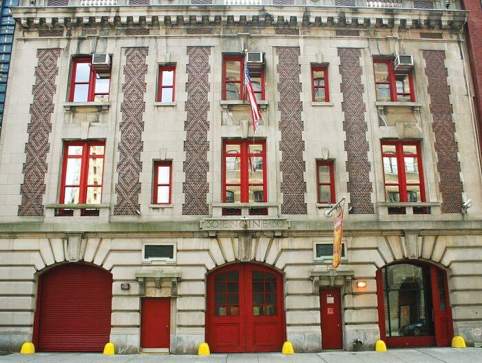 Bảo tàng chữa cháy New York, Mỹ