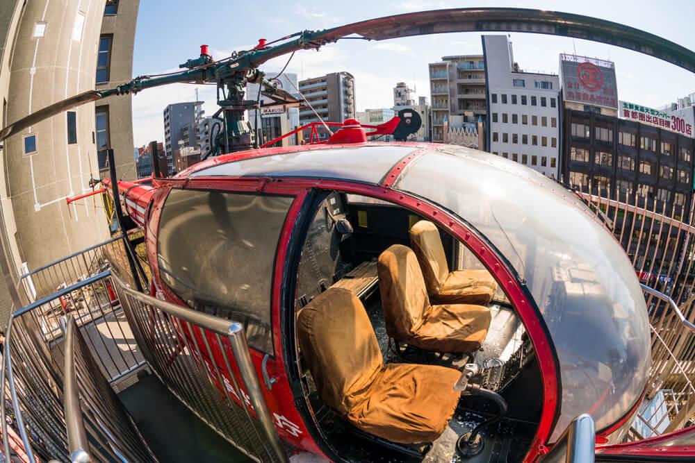 Đừng bỏ lỡ trải nghiệm được làm phi công cứu hỏa thực thụ khi đến với bảo tàng chữa cháy Tokyo